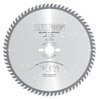 CMT XTreme  Saw Blade for Laminated and Chipboard - D220x3,2 d30 Z63 HW