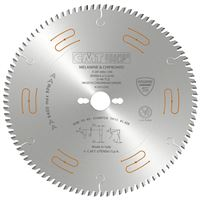 CMT CHROME Saw Blade for Laminated, Chipboard and MDF - D250x3,2 d30 Z80 HW